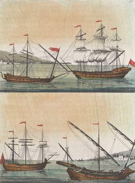 Le Costume Ancien et Moderne [Afrique] Vol. 1 - Architecture navale (1815)