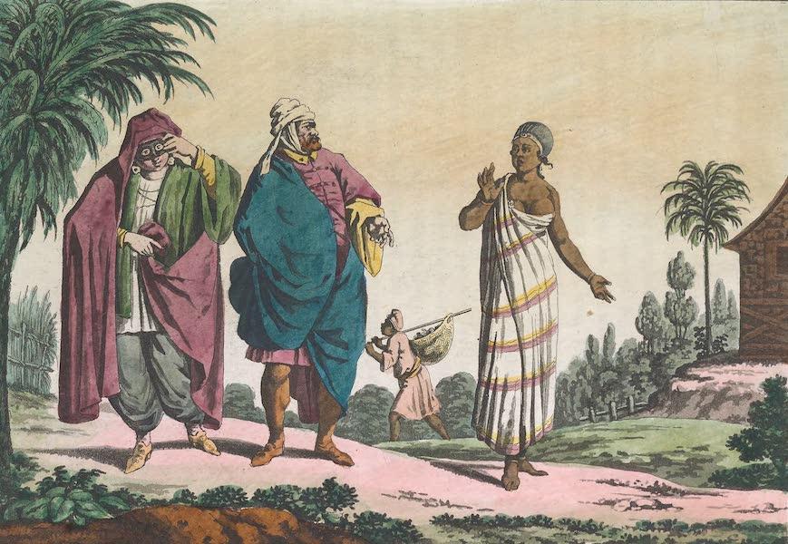 Le Costume Ancien et Moderne [Afrique] Vol. 1 - Habillemens Barbaresques [II] (1815)