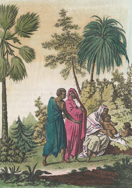 Le Costume Ancien et Moderne [Afrique] Vol. 1 - Habitans des iles du Cap Vert [II] (1815)