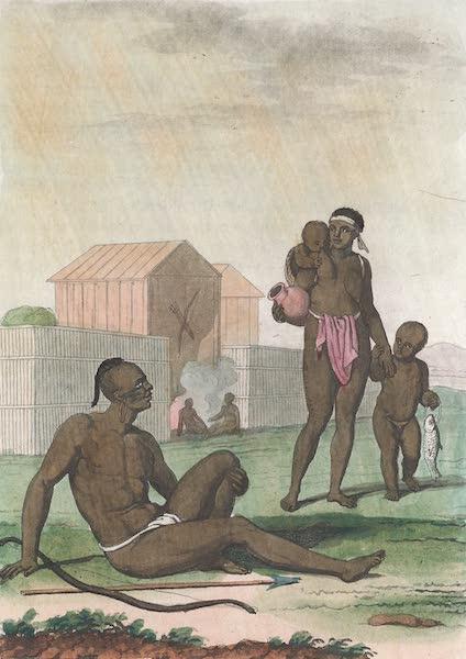 Le Costume Ancien et Moderne [Afrique] Vol. 1 - Habitans de l'ile d'Annobon (1815)