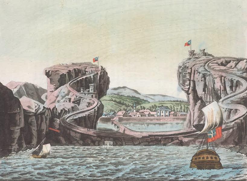 Le Costume Ancien et Moderne [Afrique] Vol. 1 - Ile de Sainte Helene (1815)