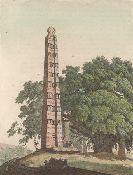 Le Costume Ancien et Moderne [Afrique] Vol. 2 - Obelisque d'Axum (1819)