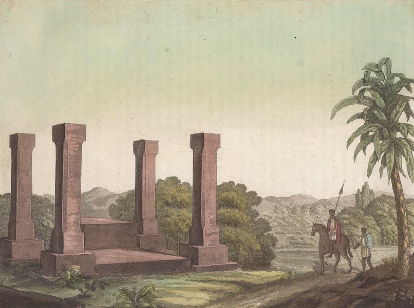 Le Costume Ancien et Moderne [Afrique] Vol. 2 - Siege ou les Rois etaient couronnes (1819)