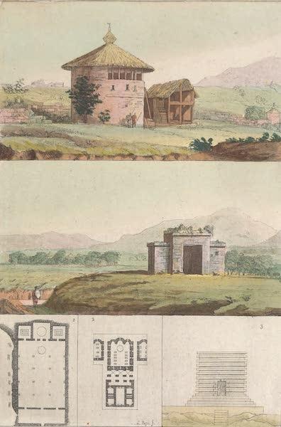 Le Costume Ancien et Moderne [Afrique] Vol. 2 - Eglises anciennes (1819)