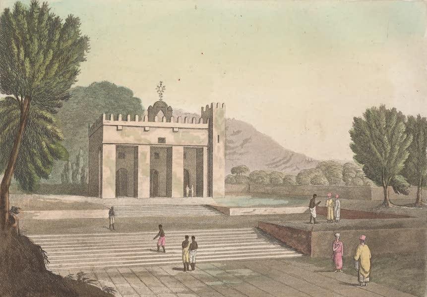 Le Costume Ancien et Moderne [Afrique] Vol. 2 - Eglise moderne d'Axum (1819)
