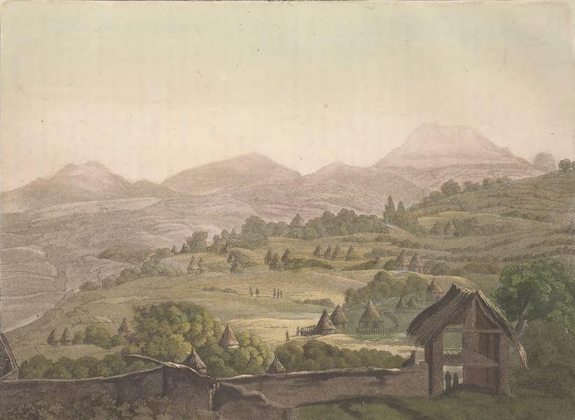 Le Costume Ancien et Moderne [Afrique] Vol. 2 - Ville d'Adowa (1819)