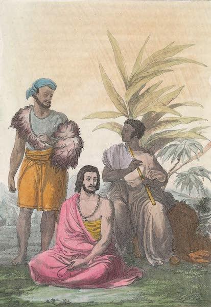 Le Costume Ancien et Moderne [Afrique] Vol. 2 - Les Gallas (1819)