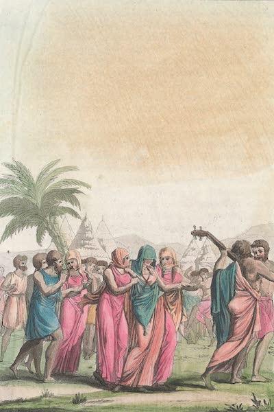 Le Costume Ancien et Moderne [Afrique] Vol. 2 - Ceremonies sans les mariages des habitans de l'ile Saint-Louis (1819)