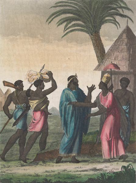 Le Costume Ancien et Moderne [Afrique] Vol. 2 - Habillement (1819)