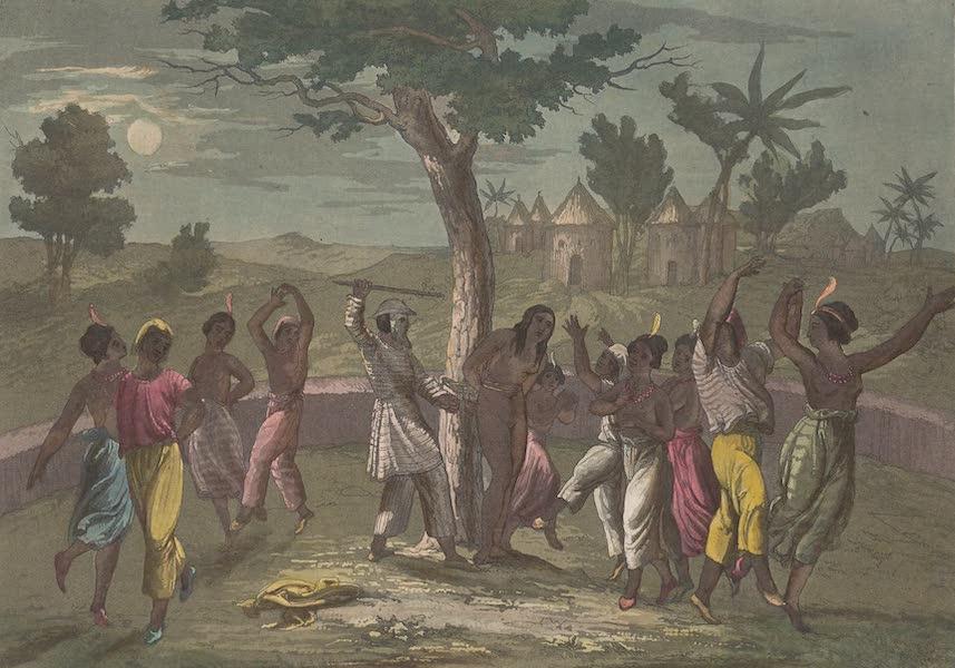 Le Costume Ancien et Moderne [Afrique] Vol. 2 - Mombo-Jombo (1819)
