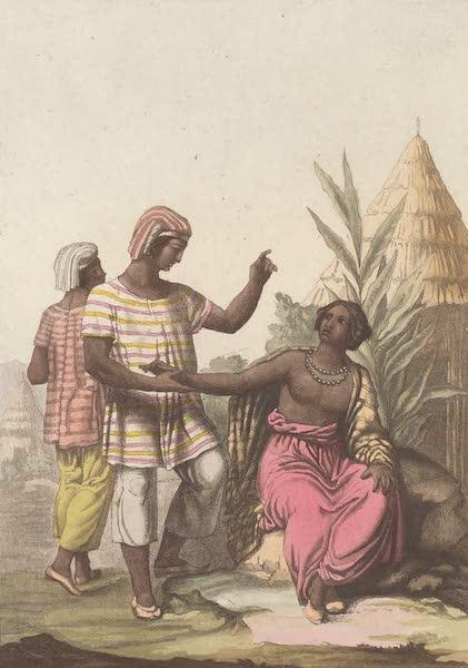 Le Costume Ancien et Moderne [Afrique] Vol. 2 - Les Mandings (1819)
