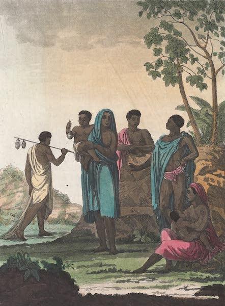 Le Costume Ancien et Moderne [Afrique] Vol. 2 - Negres du Senegal (1819)