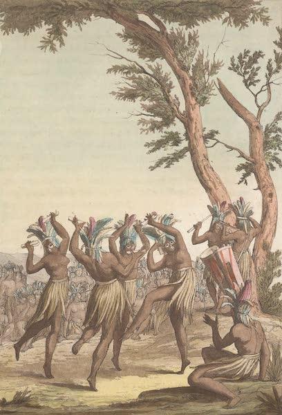 Le Costume Ancien et Moderne [Afrique] Vol. 2 - Le Cullunge des Negres (1819)