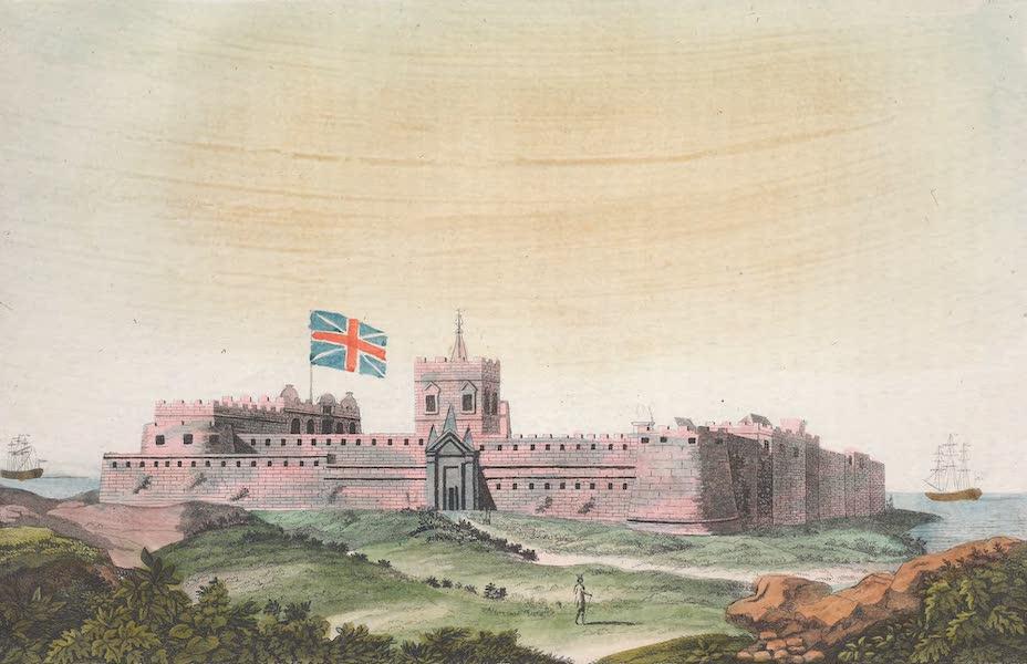 Le Costume Ancien et Moderne [Afrique] Vol. 2 - Fort de Cap Corse (1819)