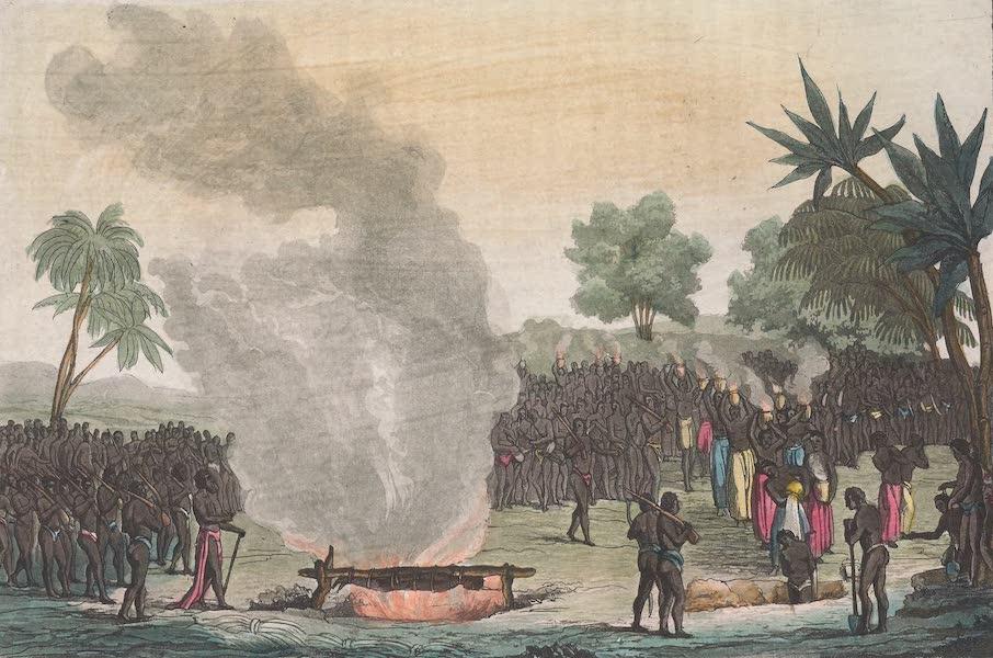 Le Costume Ancien et Moderne [Afrique] Vol. 2 - Comment est puni l'adultere (1819)