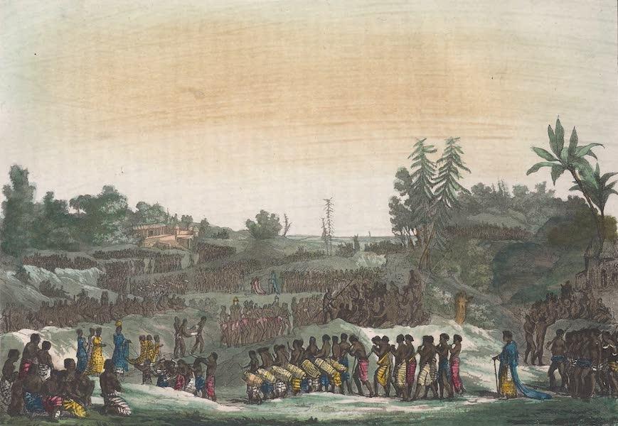 Le Costume Ancien et Moderne [Afrique] Vol. 2 - Fete en l'onneur du Dieu Serpent (1819)