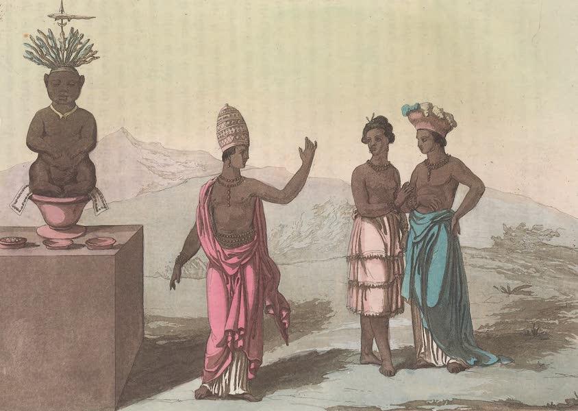 Le Costume Ancien et Moderne [Afrique] Vol. 2 - Habillement des Grands (1819)