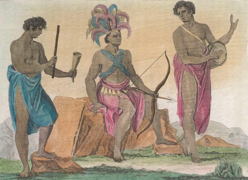 Le Costume Ancien et Moderne [Afrique] Vol. 2 - Milice etc (1819)