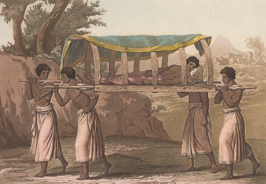 Le Costume Ancien et Moderne [Afrique] Vol. 2 - Maniere de voyager [I] (1819)