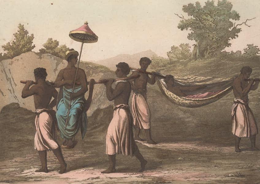 Le Costume Ancien et Moderne [Afrique] Vol. 2 - Maniere de voyager [II] (1819)