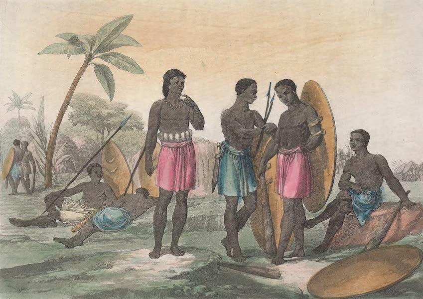 Le Costume Ancien et Moderne [Afrique] Vol. 2 - Les Jagas (1819)