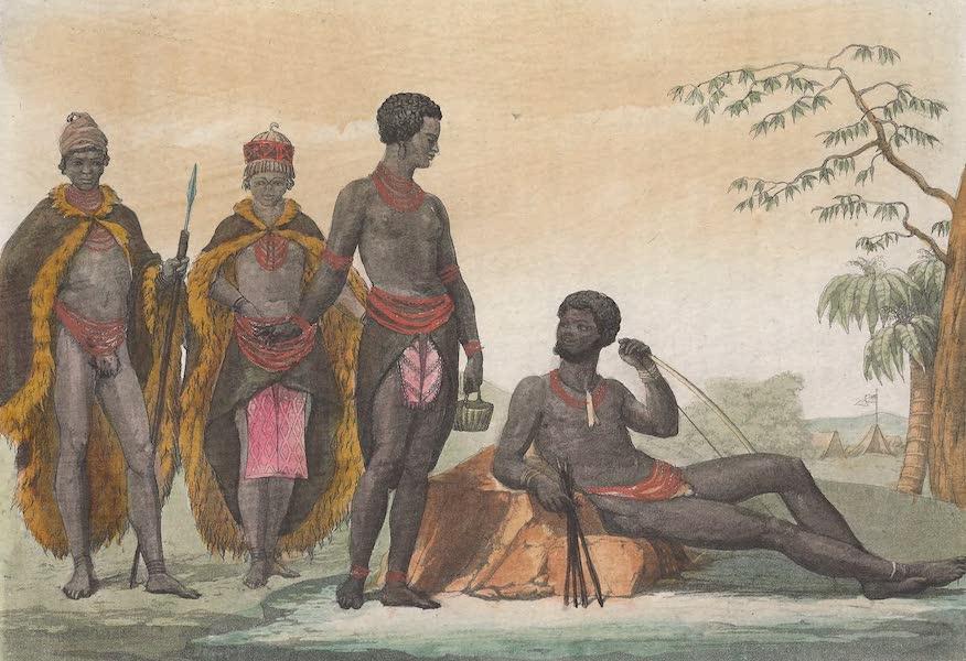 Le Costume Ancien et Moderne [Afrique] Vol. 2 - Hottentots Gonaquas (1819)