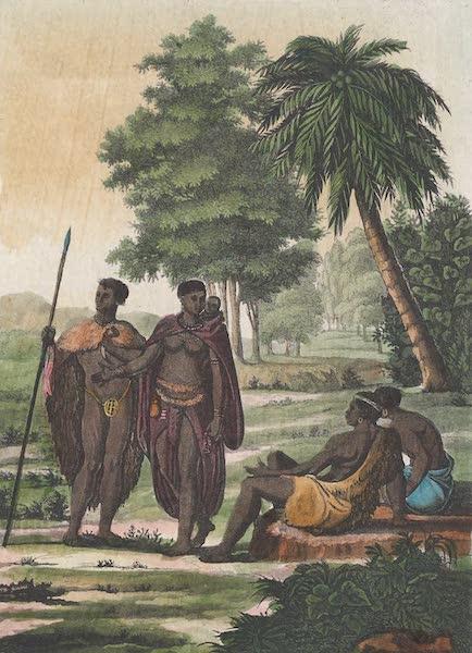 Le Costume Ancien et Moderne [Afrique] Vol. 2 - Grands Namaquas (1819)