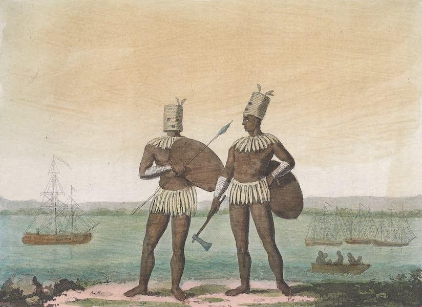 Le Costume Ancien et Moderne [Afrique] Vol. 2 - Naturels de la rive septentrionale du Mafumo (1819)