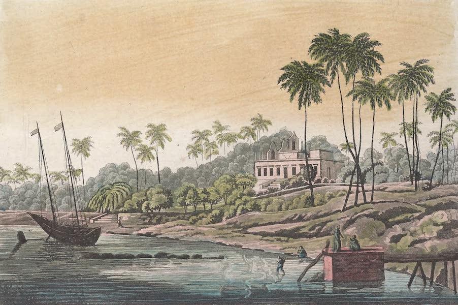 Le Costume Ancien et Moderne [Afrique] Vol. 2 - Palais du meme a Mesuril (1819)
