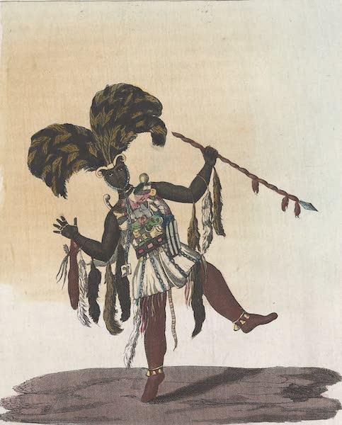 Le Costume Ancien et Moderne [Afrique] Vol. 2 - Capitaine des Ashantees (1819)