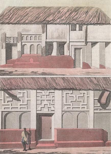 Le Costume Ancien et Moderne [Afrique] Vol. 2 - Ancienne maison de Cumassi (1819)