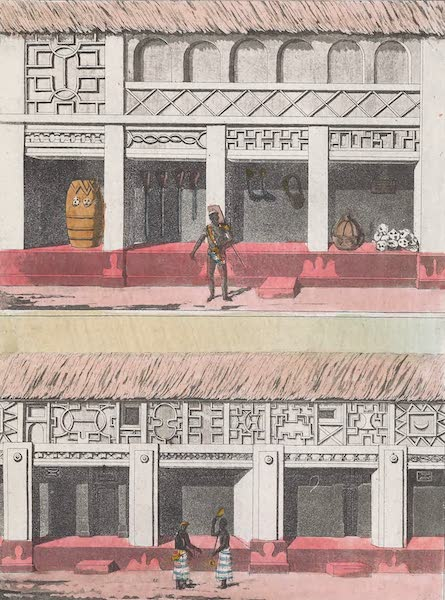 Le Costume Ancien et Moderne [Afrique] Vol. 2 - Portique (1819)