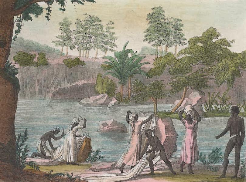Le Costume Ancien et Moderne [Afrique] Vol. 2 - Riviere des Roches (1819)