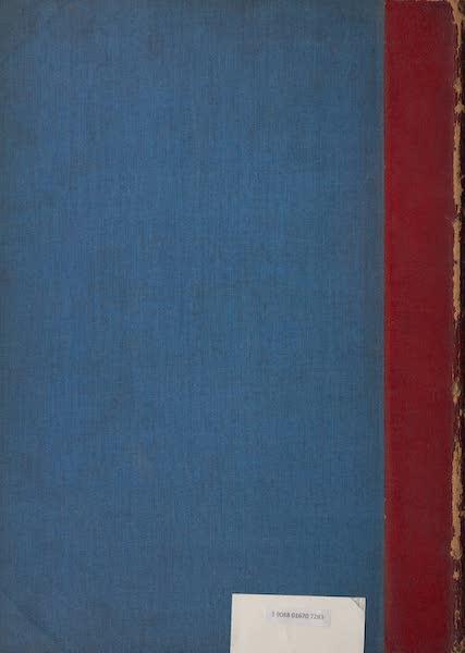 Le Costume Ancien et Moderne [Afrique] Vol. 2 - Back Cover (1819)