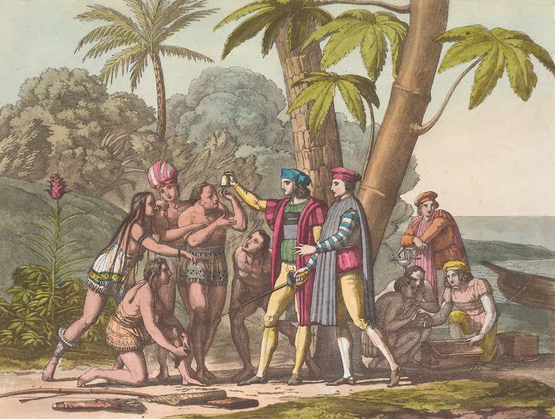 Les premiers Indiens qui apparurent a Colombo
