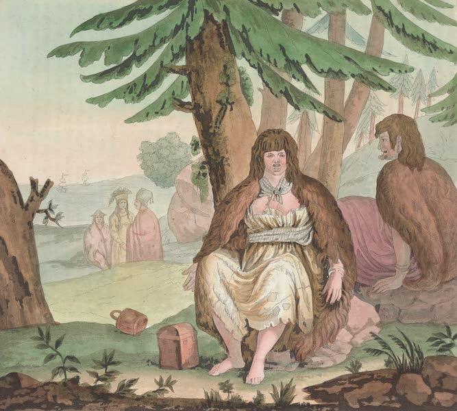 Femme du Port des Francais