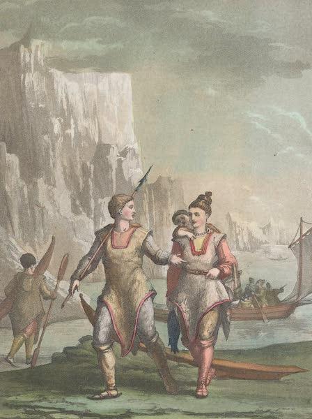 Le Costume Ancien et Moderne [Amerique] Vol. 1 - Habillement des Groenlandais (1820)
