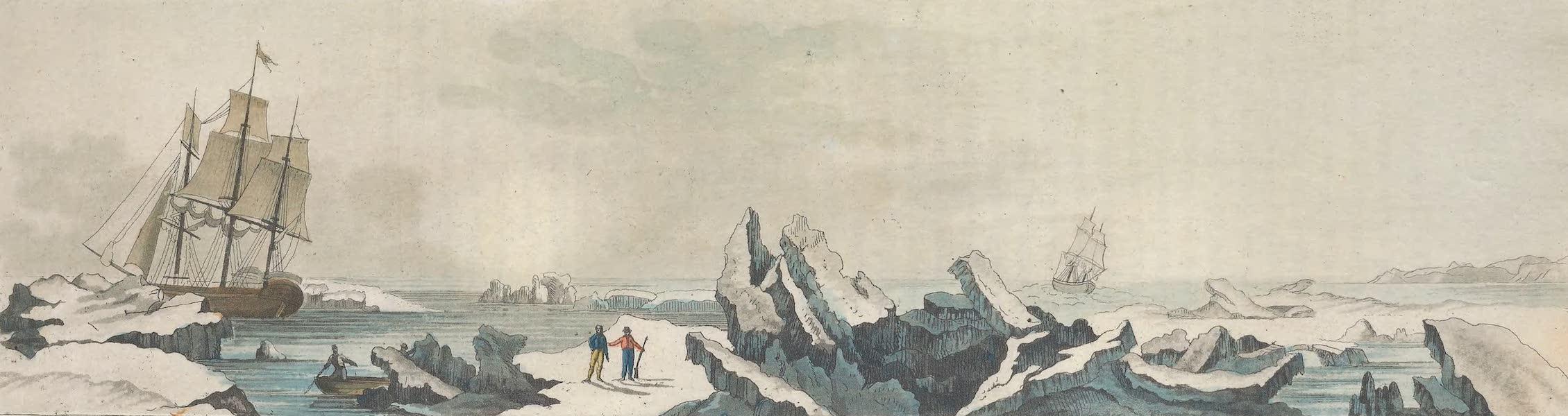 Vue d'une cote septentrionale du Spitzberg [II]