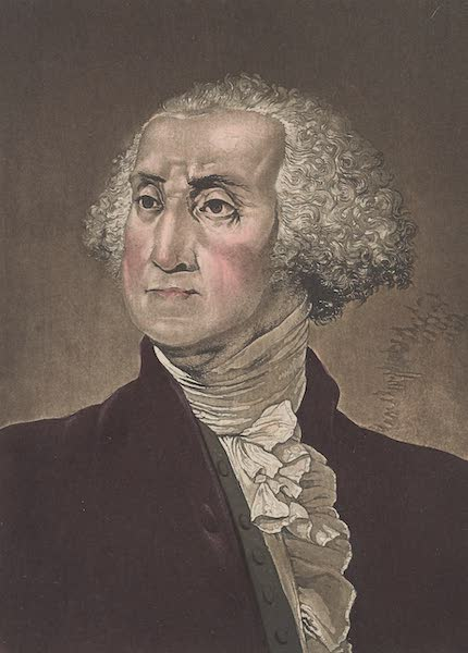 Portrait de Washington