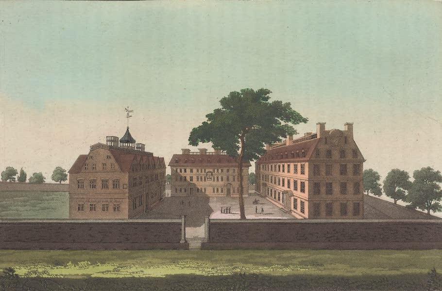 Le Costume Ancien et Moderne [Amerique] Vol. 1 - Universite de Cambridge (1820)