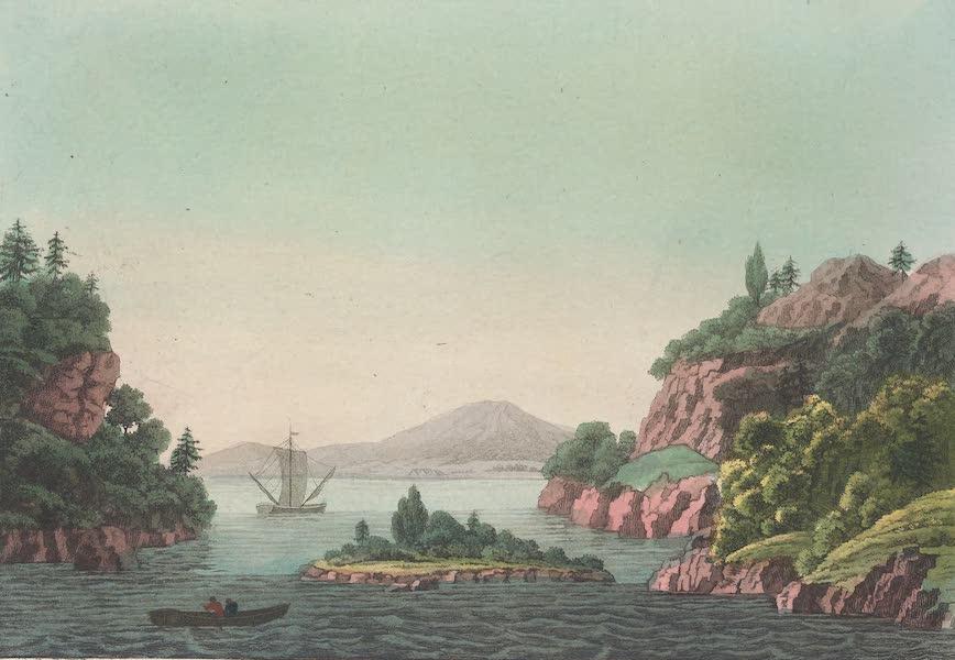 Le Costume Ancien et Moderne [Amerique] Vol. 1 - Vue du Potomac prise du haut du Vernon (1820)