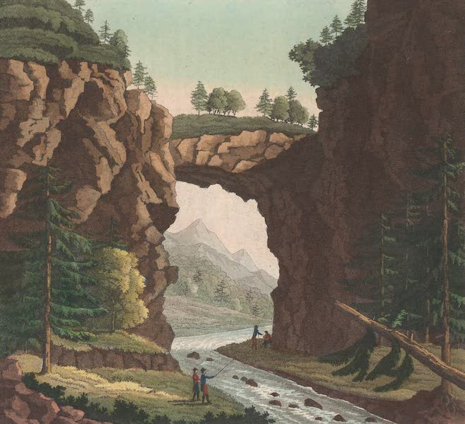 Le Rock-Bridge, ou pont de roche