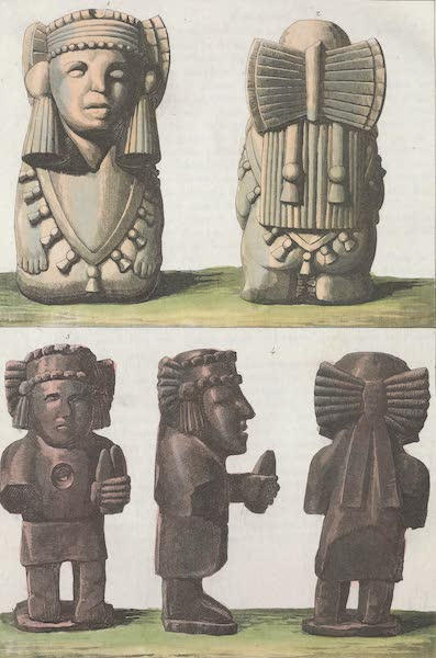Idoles Azteques