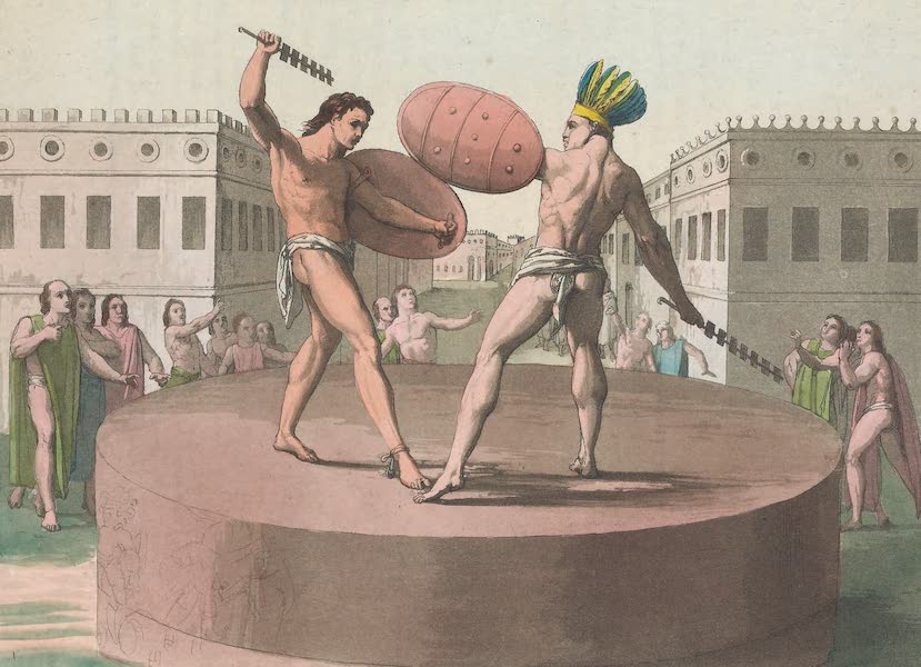 Sacrifice gladiatoire