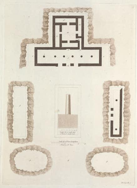 Les ruines de Miguitlan ou Mitla [I]