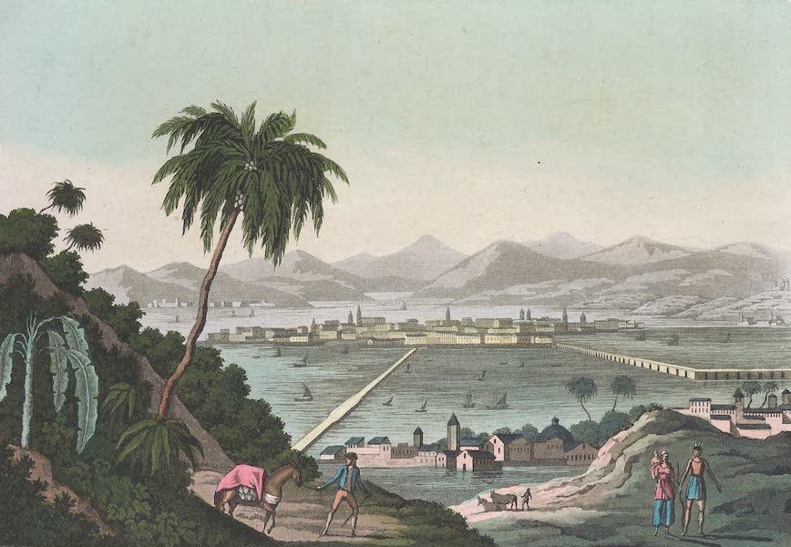 Vue de la Ville de Mexico