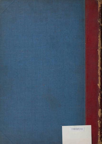 Le Costume Ancien et Moderne [Amerique] Vol. 1 - Back Cover (1820)