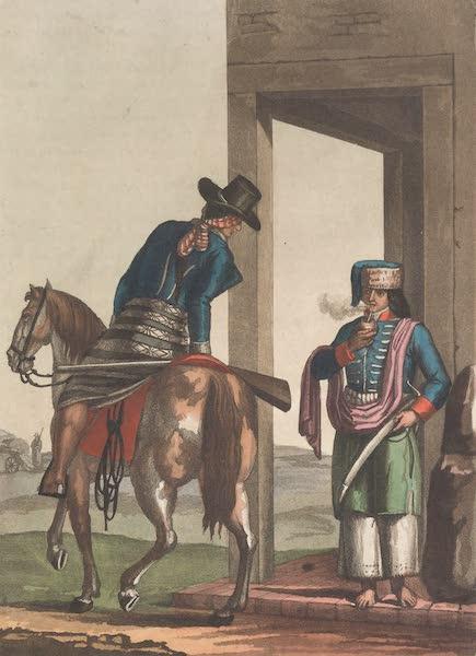 Le Costume Ancien et Moderne [Amerique] Vol. 2 - Ponts naturels d'Icononzo (1821)