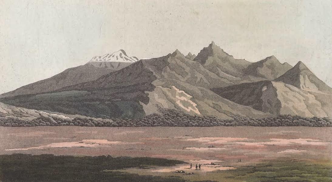 Le Costume Ancien et Moderne [Amerique] Vol. 2 - Volcans de Quito - le Cotopaxi (1821)
