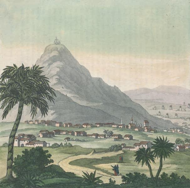 Le Costume Ancien et Moderne [Amerique] Vol. 2 - La ville et la montagne de Potosi (1821)
